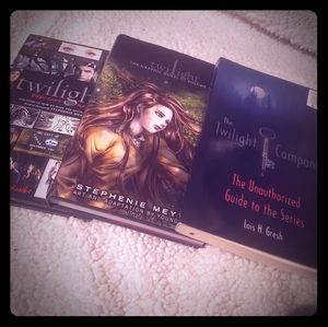 Other - Twilight series side books